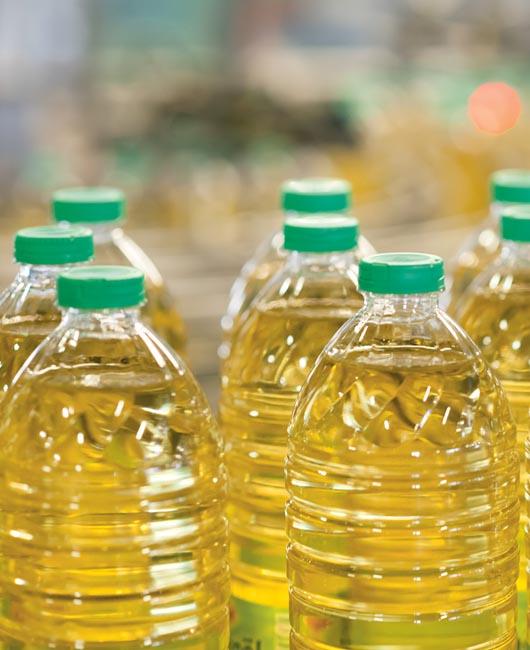 Butelkowanie oleju